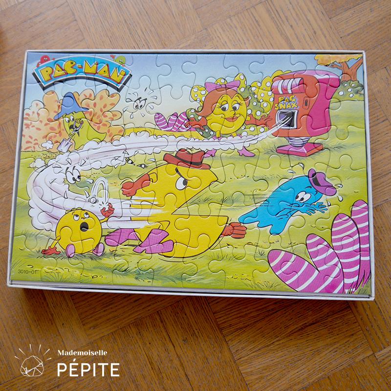 puzzle pacman