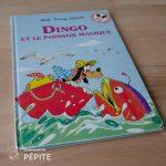 livre-vintage-disney-dingo-poisson-magique