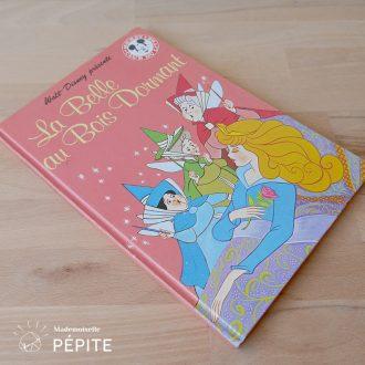 livre-vintage-disney-la-belle-au-bois-dormant