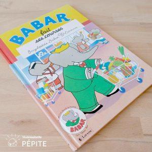 babar fait ses courses