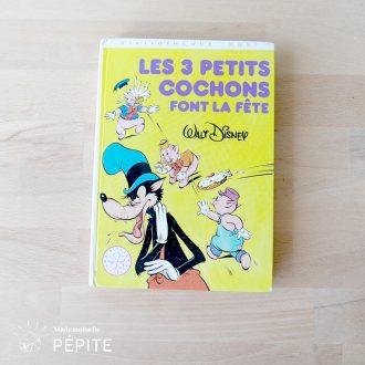 livre-vintage-disney-retro