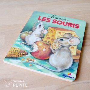 mes amis les souris