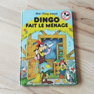 livre-vintage-disney-dingo