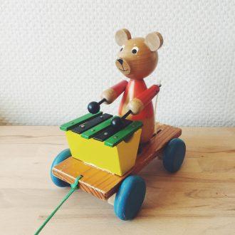 jouet-bois-vintage-durable-ours
