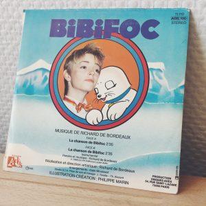 bibifoc vinyle