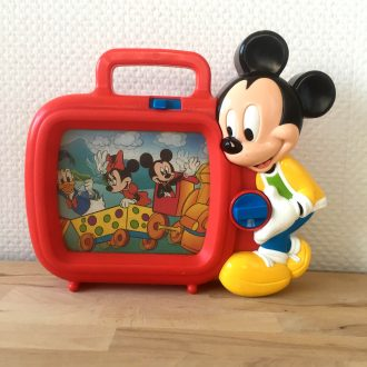 tv musicale disney vintage mickey