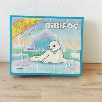 bibifoc jeu vintage cubes