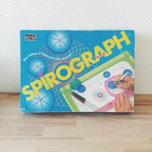 jeu vintage jeu de société vintage spirograph