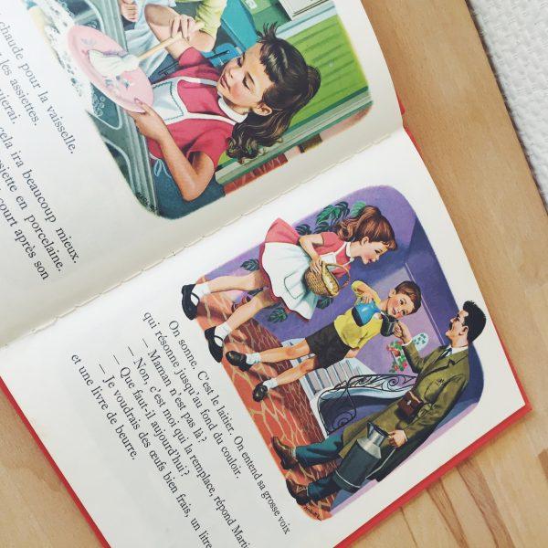 livre vintage