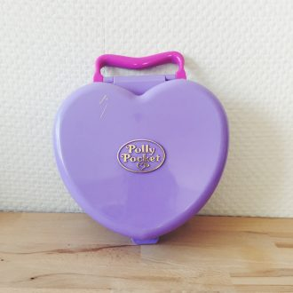 polly pocket vintage mariage bluebird