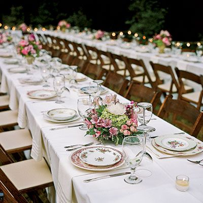 mariage vintage champetre