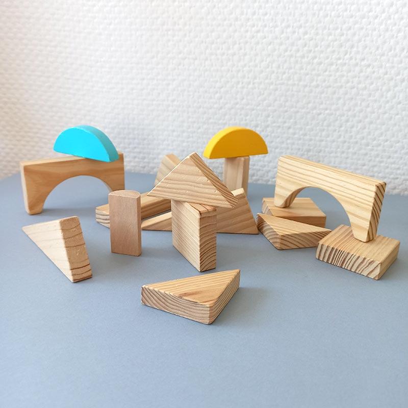 jeu en bois jouet vintage ecoresponsable