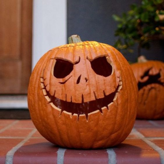 citrouille taille decoration halloween