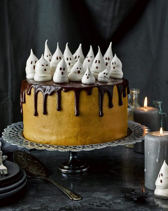 gateau halloween recette halloween