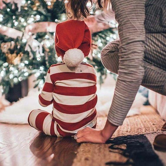 baby christmas premier noel bébé