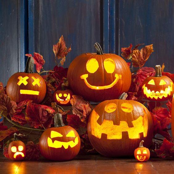 halloween decoration citrouille deguisement enfant