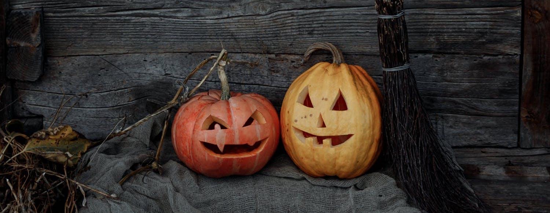 halloween vintage decoration