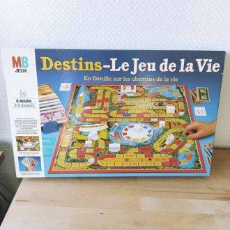destins MB jeux vintage